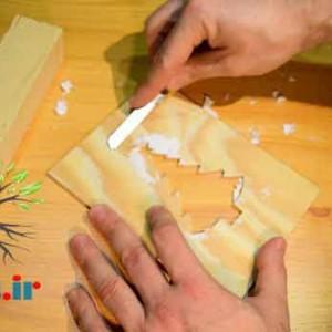 جعبه چوبی جادویی مناسب کادو