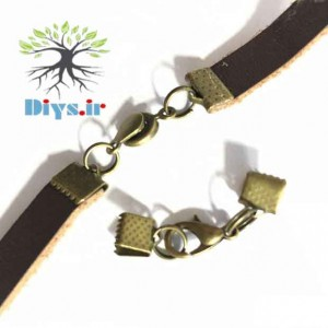 دستبند چرمی زیبا