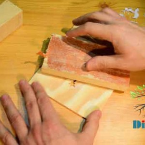 مراحل ساخت جعبه کادو چوبی دست ساز