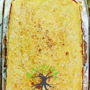 مراحل پخت کیک باقلوا در خانه