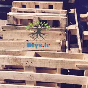 انواع پالت چوبی