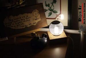 مراحل طراحی و ساخت لامپ